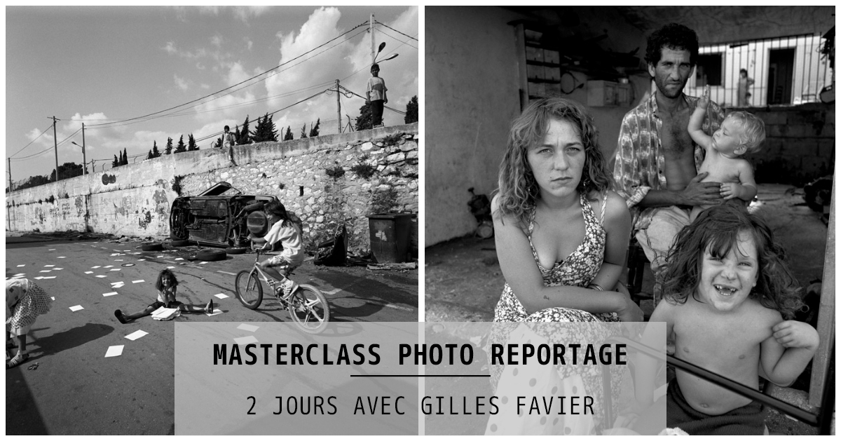 Masterclass Photo Reportage