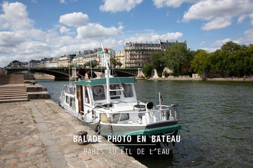 Balade photo sur la Seine