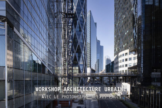 Workshop Architecture urbaine