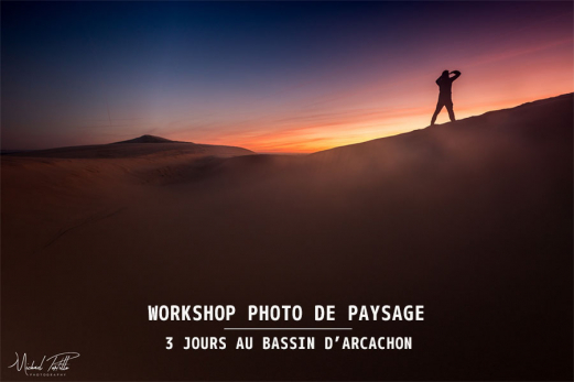 Workshop paysage Bassin d'Arcachon